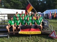 Discgolf-Nationalteam2014