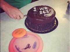 Team-Discamania_Weltrekord-Kuchen