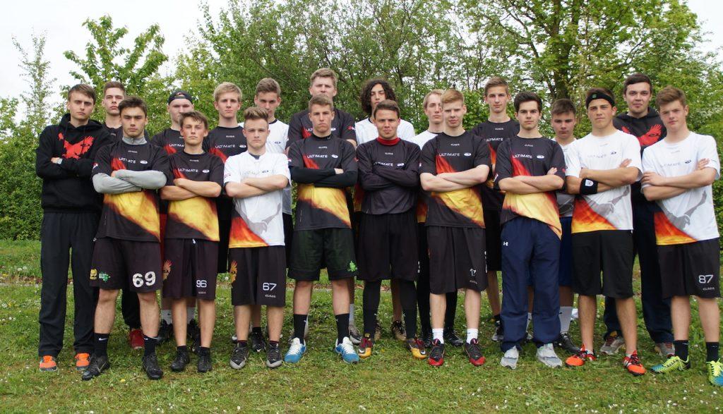 U20 Open Trainingslager