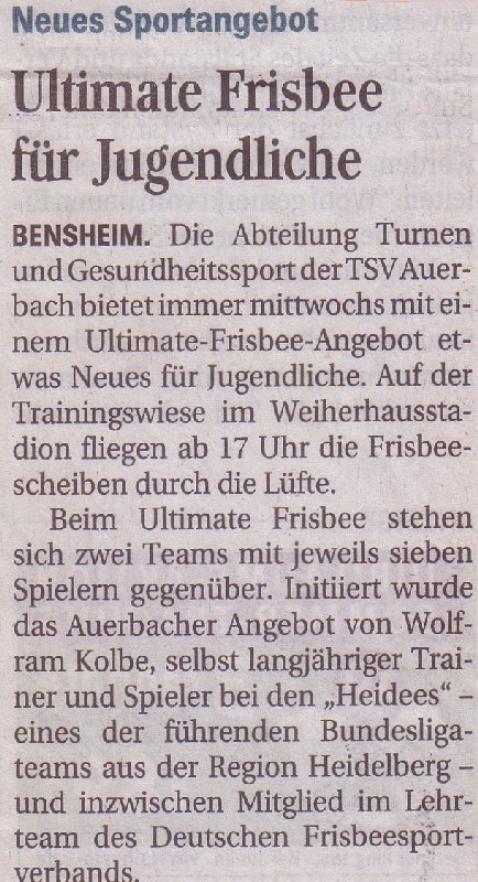 Bergstr.Anzeiger_Ultimate-für-Jugend_28.05.2015