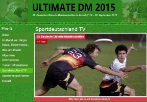 ultimate-dm.de-Screenshot