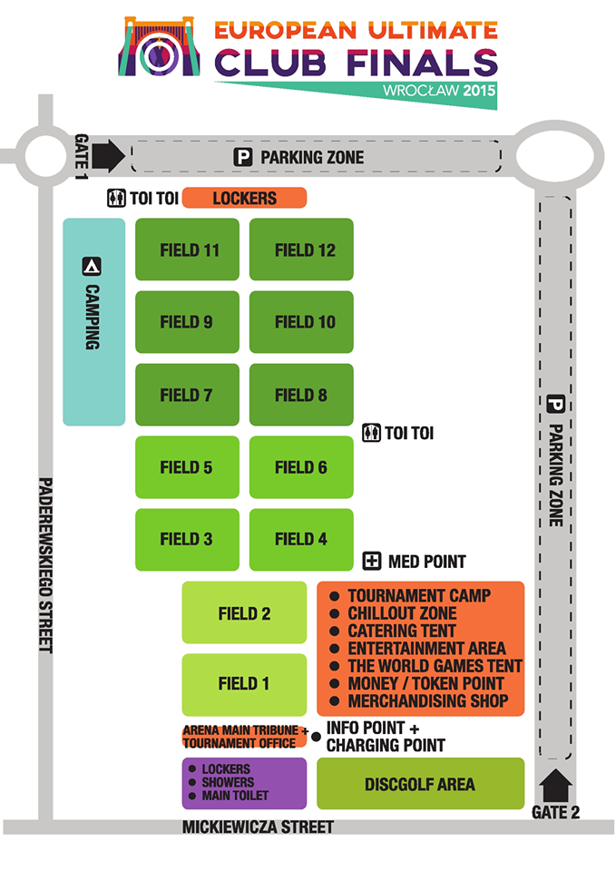 EUCF2015-Location-map