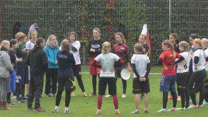 Sichtungstrainingslager U20 Frauen