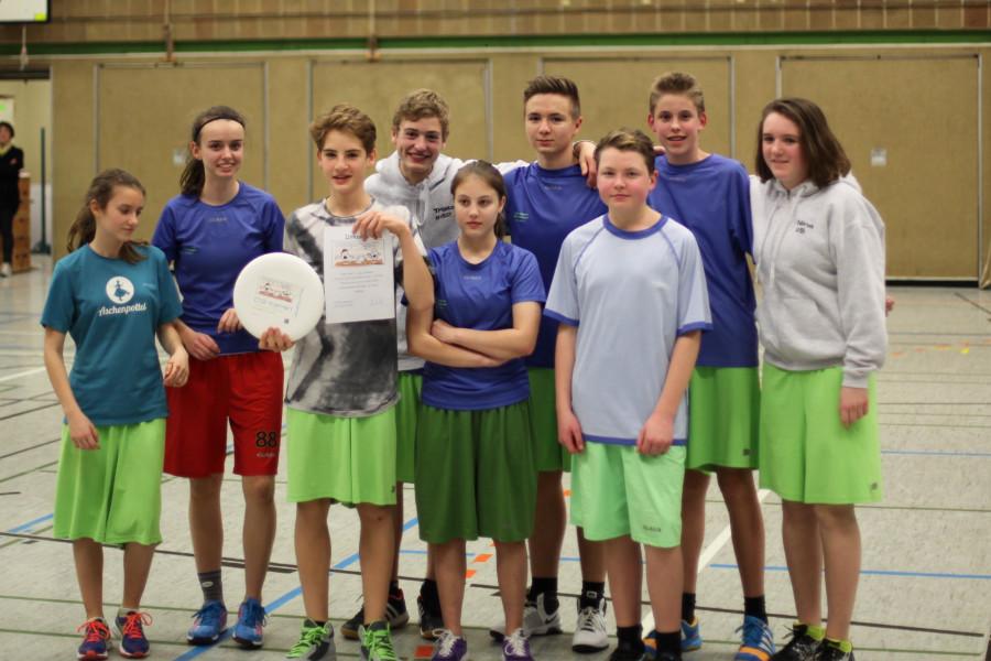 TV Südkamen_U17-Sieger