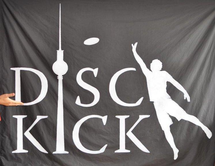 disckick-Fahne