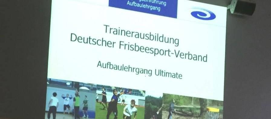 DFV-Trainerausbildung