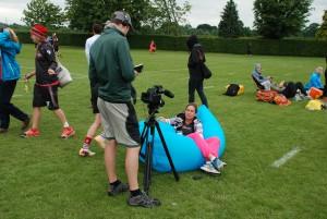 Interview für den WFDF mit der Mixed-Nationalmannschaft