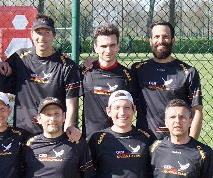 Altbekannte Gesichter finden sich im diesjährigen Deutschen Open Masters Ultimate Nationalkader wieder.