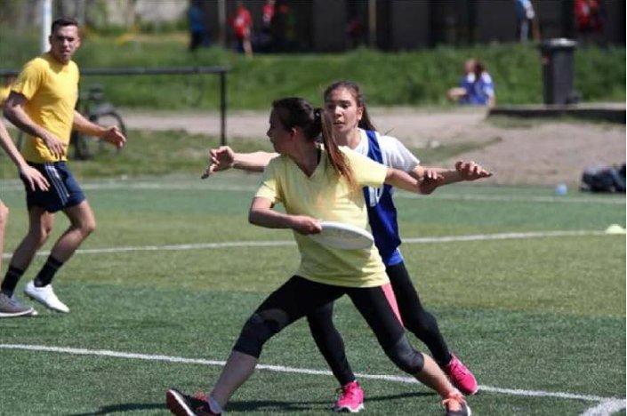 Eindruck von einem Discsport-Entwicklungsprojekt in Ungarn