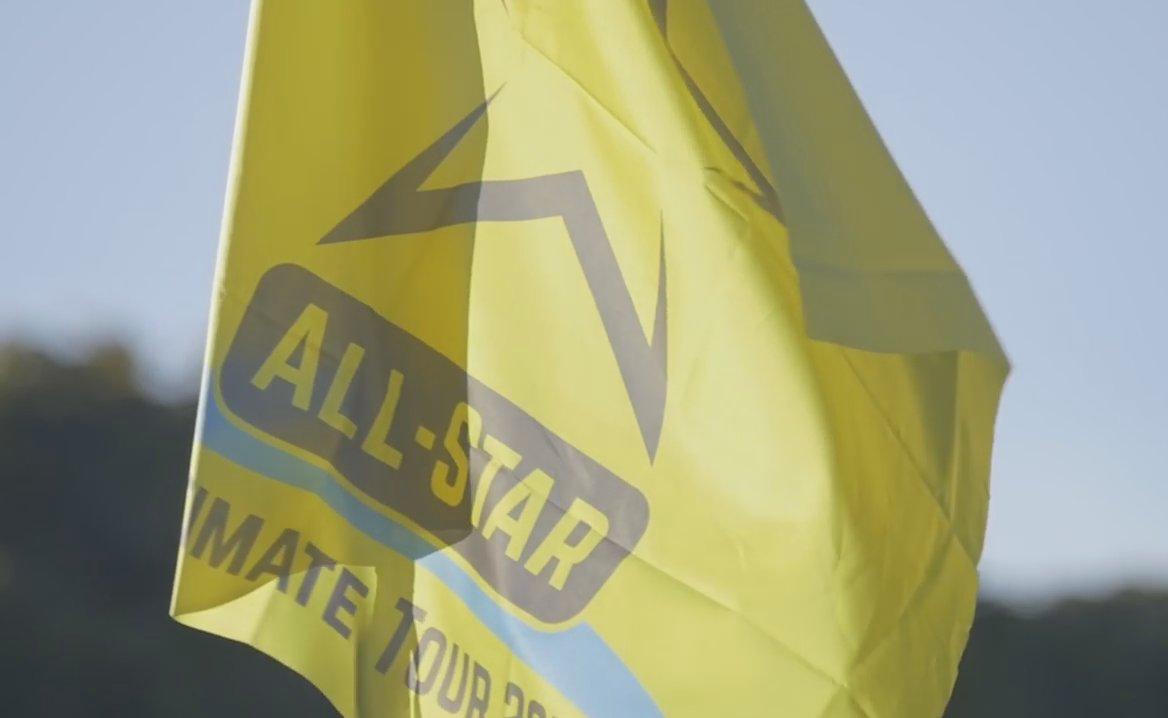 AllStar-Tour-Fahne