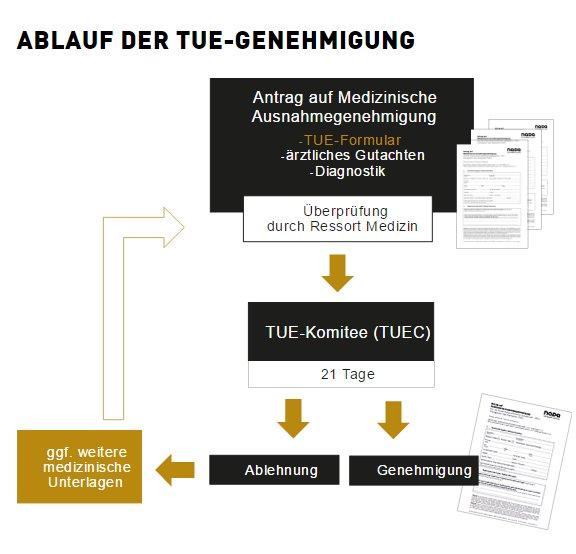 TUE-Genehmigungs-Ablauf