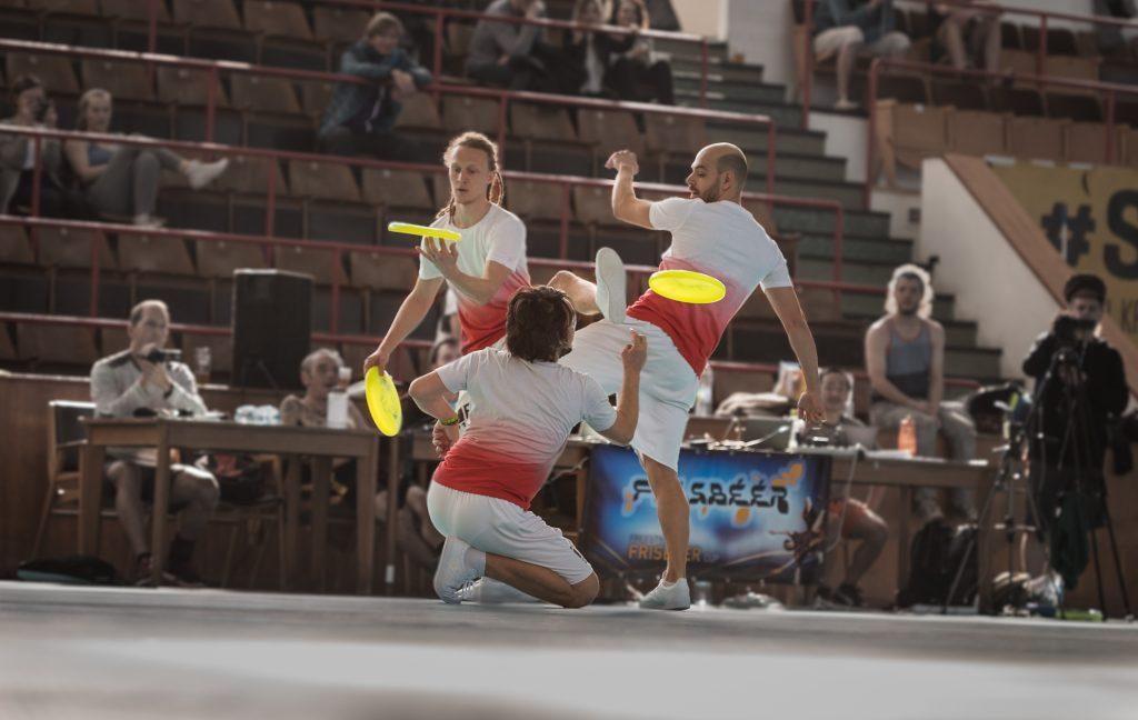 Freestyleteam SCC Karlsruhe - Coop routine